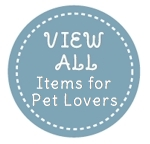 Pet Lovers Items