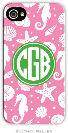 Boatman Geller - Create-Your-Own Personalized Hard Phone Cases (Jetties)