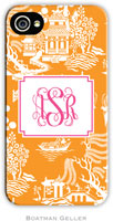 Boatman Geller - Create-Your-Own Personalized Hard Phone Cases (Chinoiserie)