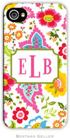 Boatman Geller Hard Phone Cases - Bright Floral