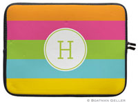 Boatman Geller Laptop Sleeves - Bold Stripe (Preset)