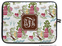 Boatman Geller Laptop Sleeves - Chinoiserie Autumn (Preset)