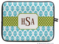 Boatman Geller Laptop Sleeves - Beti Teal