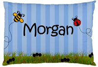 Devora Designs - Pillowcases (Bugs) Bugs