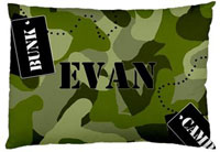 Devora Designs - Pillowcases (Camo Camp) CamoCamp