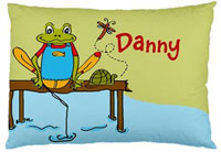 Devora Designs - Pillowcases (Gone Fishing) GoneFishing