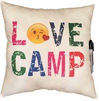 Camp Pillows and/or Pillowcases