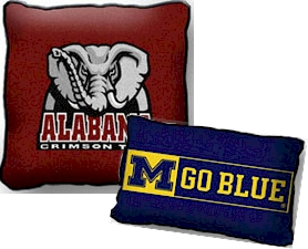 College Pillows