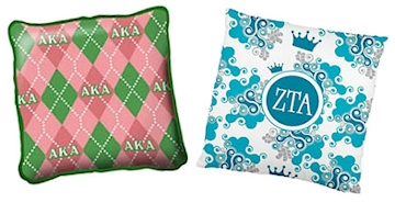 Sorority Pillows