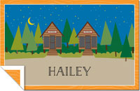 Boatman Geller - Personalized Laminated Placemats (Bunks)