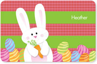 Spark & Spark Laminated Placemats - My Easter Bunny (Pink)
