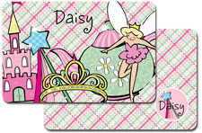 iDesign Laminated Placemats - Fairy Princess