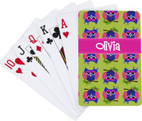 Devora Designs - Playing Cards (Allie The Owl)
