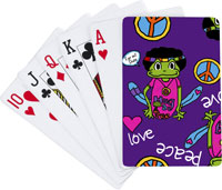 Devora Designs - Playing Cards (Far Out Frooglie)