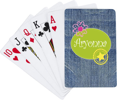 Devora Designs - Playing Cards (Jeans Gone Wild)