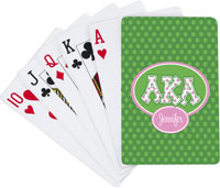 Devora Designs - Playing Cards (Alpha Kappa Alpha)
