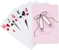 Devora Designs - Playing Cards (Ballet)
