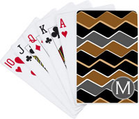 Devora Designs - Playing Cards (Missoni Wafer) MISSWF-PLYC