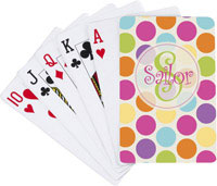 Devora Designs - Playing Cards (Polka Dots Brights)