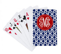 Devora Designs - Playing Cards (Nautical)