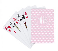 Devora Designs - Playing Cards (Babies Breath)