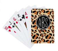 Devora Designs - Playing Cards (Leopard)