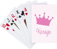 Devora Designs - Playing Cards (Princess Tea)