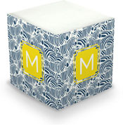 Dabney Lee Personalized Sticky Note Cubes - Bruno