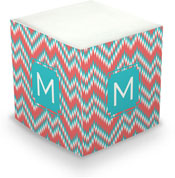 Dabney Lee Personalized Sticky Note Cubes - Mission Fabulous