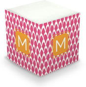 Dabney Lee Personalized Sticky Note Cubes - Northfork
