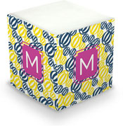 Dabney Lee Personalized Sticky Note Cubes - Palm Springs