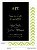 Take Note Designs Save The Date Cards - Classic Simplicity
