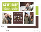 Take Note Designs Save The Date Cards - Artful Blocks
