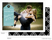 Take Note Designs Save The Date Cards - Beautiful Tag