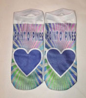 Just Gifts by Robin - Socks (Burst Personalization)
