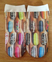 Just Gifts by Robin - Socks (Manicure)
