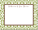 Boatman Geller - Create-Your-Own Personalized Stationery (Cameron - Sm. Flat Card)