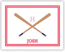Boatman Geller Stationery/Thank You Notes - Home Run