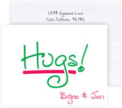 Boatman Geller Stationery/Thank You Notes - Hugs