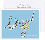 Boatman Geller Stationery/Thank You Notes - Thank You