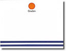 Boatman Geller Stationery - Basketball