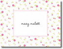 Boatman Geller Stationery - Tiny Flower