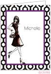 Bonnie Marcus Personalized Stationery/Thank You Notes - 40 And Fabulous