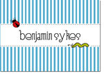 Devora Designs - Stationery (Bugs and Stripes) - From More Than Paper