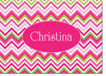 Devora Designs - Stationery (Chevron Prep) - From More Than Paper