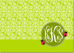 Devora Designs - Stationery (Lady Bug Swirl) - From More Than Paper