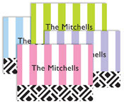 Inkwell - Stationery Ensembles (Awning Stripes)