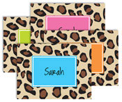 Inkwell - Stationery Ensembles (Bright Leopard)