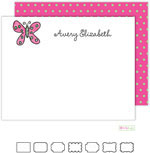 Kelly Hughes Designs - Stationery (Flutter Butterfly)