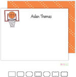 Kelly Hughes Designs - Stationery (Basketball Star)